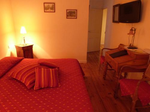Relais d'Auvergne : Hotel near Saint-Jacques-d'Ambur
