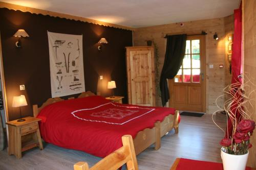 Le Bufadou : Bed and Breakfast near Gourdièges