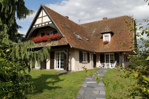 Gîte Roland Geyer : Guest accommodation near Sermersheim