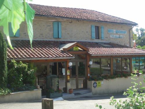 Hotel Colombié : Hotel near Saint-Perdoux