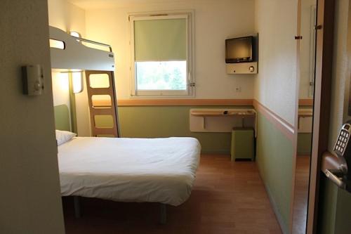 ibis budget Bordeaux Sud : Hotel near Villenave-d'Ornon
