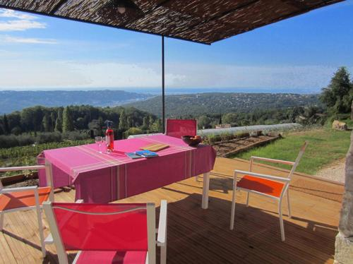 Holiday Home Le Balcon d'Azur 06 : Guest accommodation near Pierrefeu