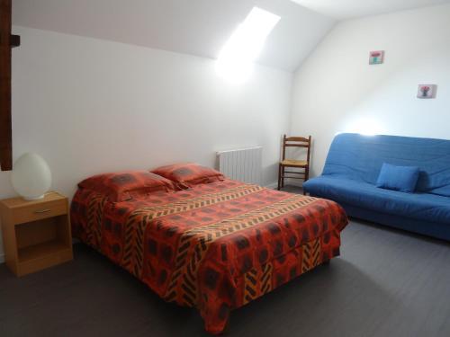 Moulin de Taillebosq : Guest accommodation near Saint-Manvieu-Norrey