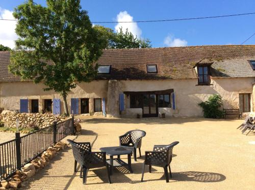 Molante Farm : Bed and Breakfast near Tournon-Saint-Martin