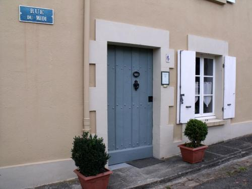 Maison du Midi B&B : Bed and Breakfast near Tilly