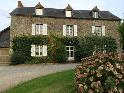 B&B la Basse Orme : Bed and Breakfast near Saint-Brieuc-des-Iffs