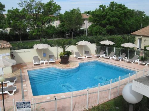 Top Motel : Guest accommodation near Istres