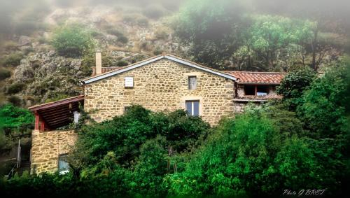 Quinte et Sens : Bed and Breakfast near Montpezat-sous-Bauzon
