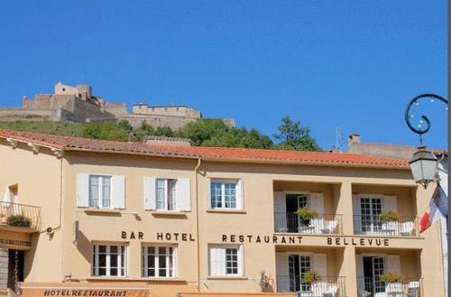 Hotel Le Bellevue : Hotel near Lamanère