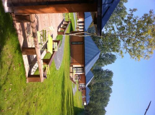 Les Rives Du Lac : Guest accommodation near Drosay