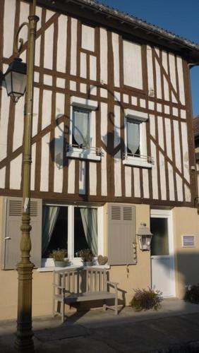 Meublé de tourisme Le Gilliard : Guest accommodation near Lentilles