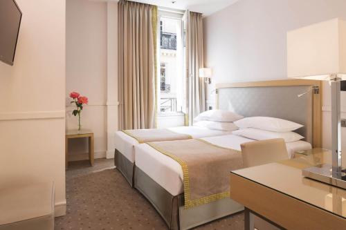 Floride-Etoile : Hotel near Paris 16e Arrondissement