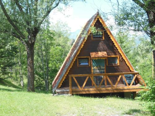 La Pointe Fine : Guest accommodation near Meyronnes