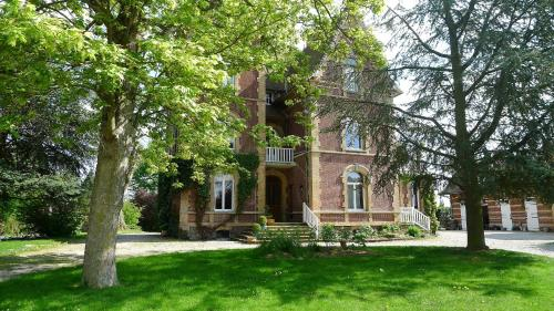 Le Sous-bois B&B : Bed and Breakfast near Maimbeville
