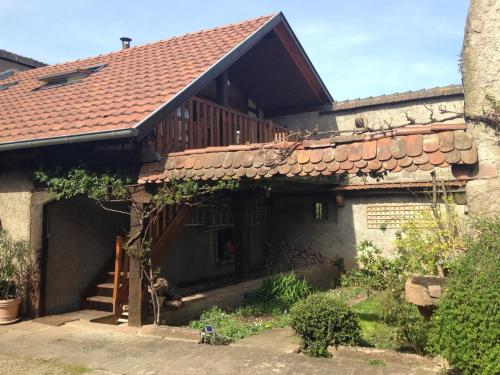 Le Nid de Cigognes Kintzheim : Guest accommodation near Heidolsheim