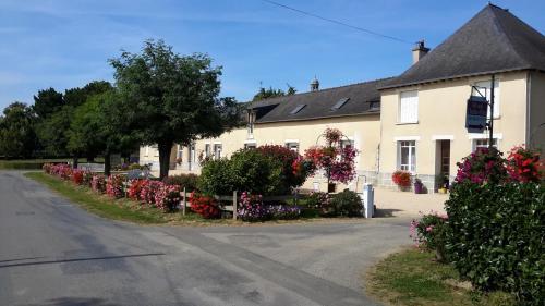 Chambre d'Hôtes - La Rigaudière : Guest accommodation near Marcillé-Robert