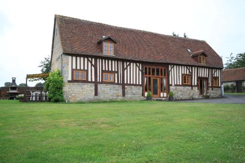 Holiday home Le Pressoir : Guest accommodation near La Chapelle-au-Moine