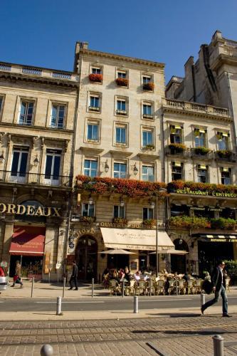 Hotel des 4 Soeurs : Hotel near Bordeaux