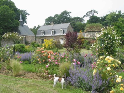 Gîte du Chateau de Bonabry : Guest accommodation near Yffiniac