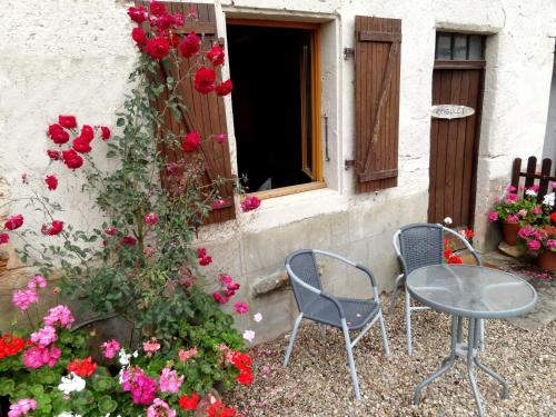 Holiday home Maison Cogulet : Guest accommodation near Saulgond