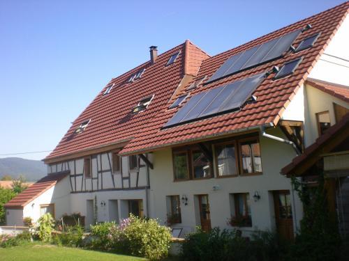 Le Pressoir des 4 Saisons : Apartment near Wittelsheim