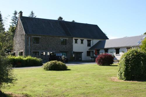 The Magnolias B&B : Bed and Breakfast near Le Mesnil-Rouxelin
