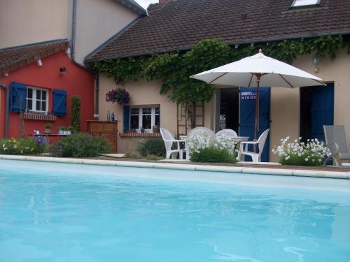 Loire, Châteaux, et Vignes : Bed and Breakfast near Onzain