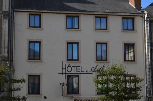 Hôtel Asther : Hotel near Saint-Vincent-sur-Oust