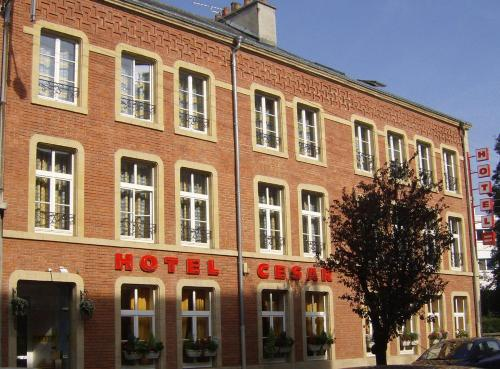 Cesar Hotel : Hotel near Prix-lès-Mézières