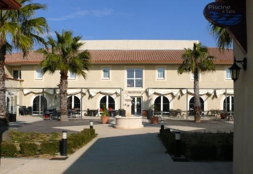 Hôtel Jasses de Camargue : Hotel near Vestric-et-Candiac