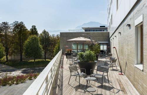 Okko Hotels Grenoble Jardin Hoche : Hotel near Grenoble