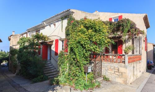Maison du Couchadou : Guest accommodation near Saint-Pierre-de-Vassols