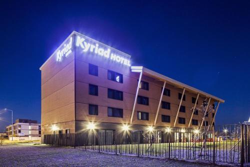 Kyriad Lyon Est - Meyzieu ZI - Aéroport : Hotel near Montluel