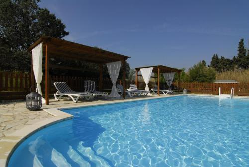 Le Mas Mérindol Gîte Ventoux : Guest accommodation near Sarrians
