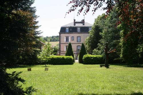Le Clos des Noyers : Bed and Breakfast near Saint-Myon