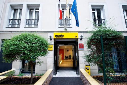 Staycity Aparthotels Gare de l'Est : Hotel near Paris 10e Arrondissement