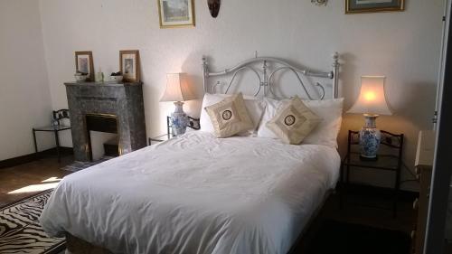 La Châtaigne Dorée : Bed and Breakfast near Saint-Léger-le-Guérétois