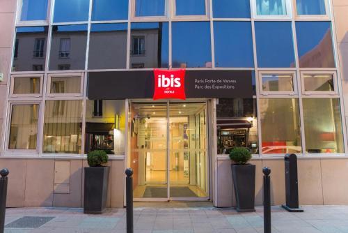 ibis Paris Vanves Parc des Expositions : Hotel near Clamart
