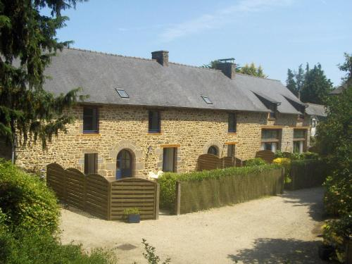 Try-Logis : Guest accommodation near Plerguer