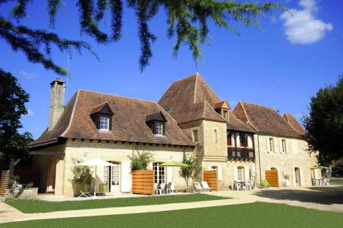 Le Clos des Rives : Apartment near Marnac