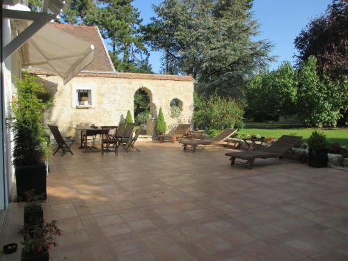 Les Ecureuils : Bed and Breakfast near Bougligny