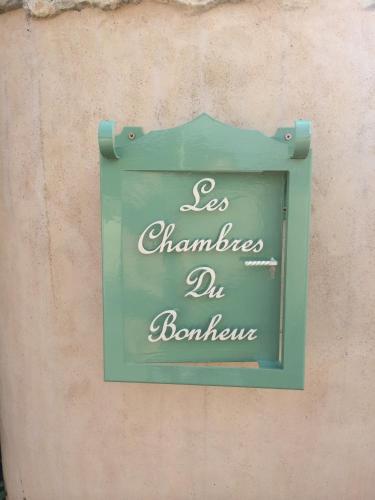 Les chambres du Bonheur : Bed and Breakfast near Pacy-sur-Eure