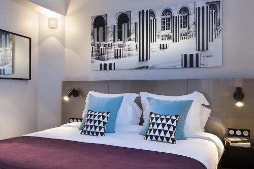 Citadines Opéra Paris : Guest accommodation near Paris 9e Arrondissement