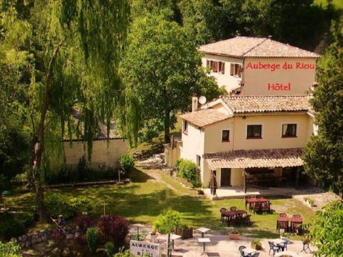 Auberge Du Riou : Hotel near La Rochette