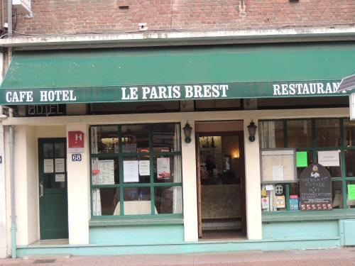 Hôtel Le Paris Brest : Hotel near Méricourt
