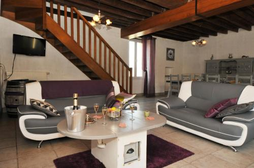 La Boulonne : Guest accommodation near Cuisles