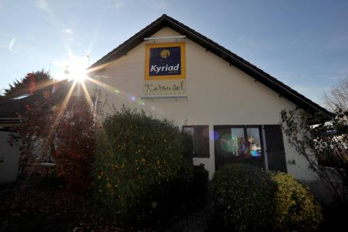 Kyriad Annecy Cran-Gevrier : Hotel near Clermont