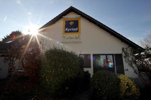Kyriad Annecy Cran-Gevrier : Hotel near Chilly
