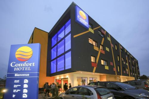 Comfort Hotel Expo Colmar : Hotel near Houssen