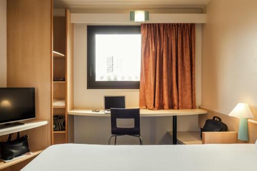 ibis Saint Gratien : Hotel near Eaubonne